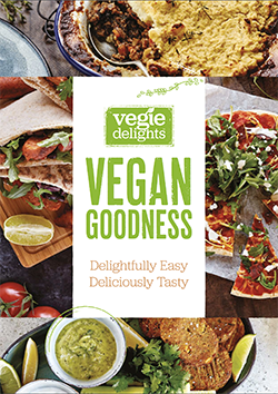 Vegan Goodness e-cookbook